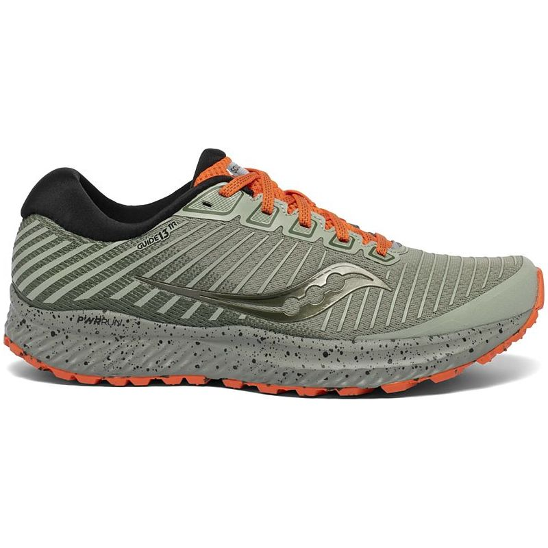 saucony trail homme